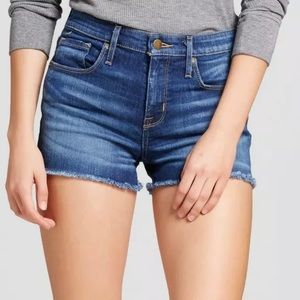 Mossimo | High Rise Cutoff Shorts | Size 14